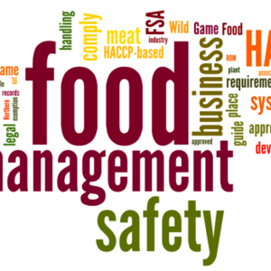 Hazard Analysis and Critical Control Points